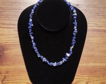 Necklace / Bracelet Sodalite