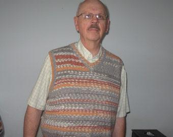 men's pullover vest