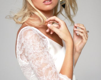 Truly Madly Deeply wedding dress
