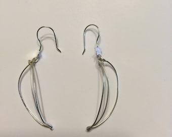 Star Petal Earrings