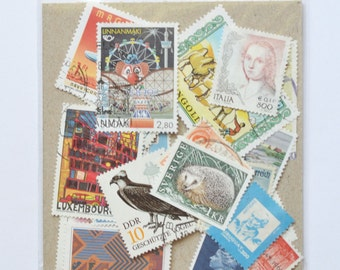 Used Overseas Stamps