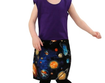 Space Pocket Play Dress