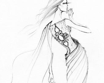 Design your own Wedding Dress Deposit