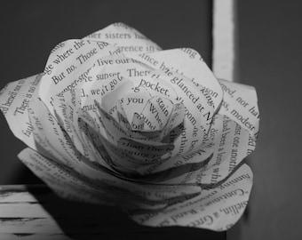 Handmade Paper Rose Photo