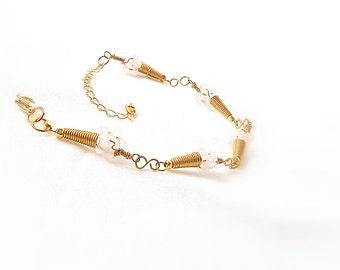 Italian Ice Cone - Handmade Bracelet