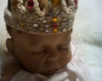 Princess Jeweled Crown
