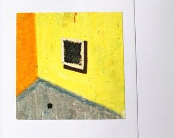 A4 Original mixed media Art