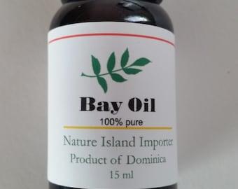Pure Bay Oil