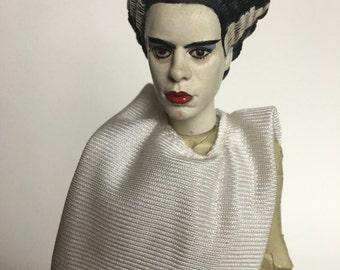Bride of Frankenstein 8'' figure by Sideshow