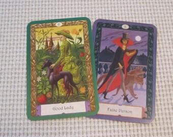 Mystical Kipper fortune telling