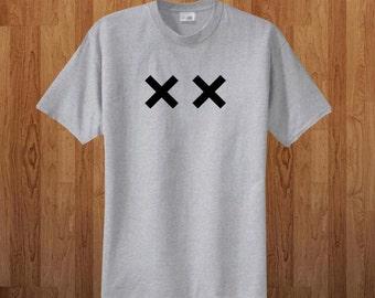 X X t-shirt Size S M L XL XXL