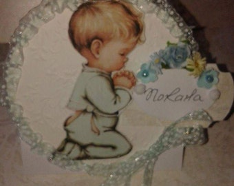 Handmade card / invitation