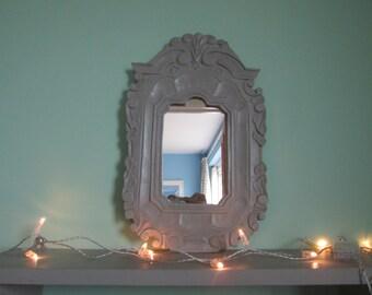 Small Ornate Mirror