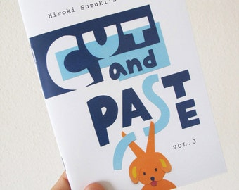 zine『CUT and PASTE vol.3』