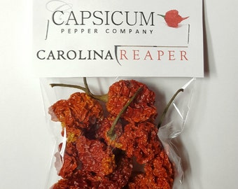 Carolina Reapers - Premium Quality Dried Peppers