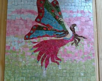 Taking Flight -Fairy Mosaic