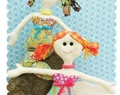 Lucy and Millie Mermaid Doll PDF Sewing Pattern