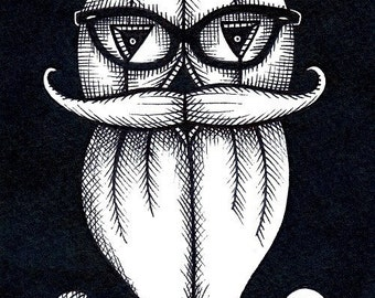 Jack's Beard - Postcard