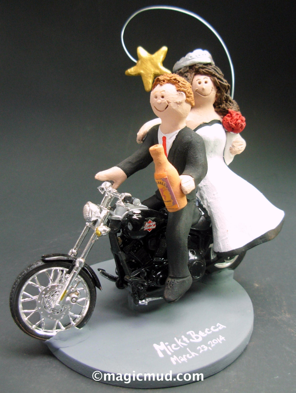 harley davidson wedding cake toppers canada harley davidson wedding anniversary gifts gift ftempo 15078