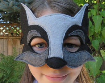 wolf costume for girls