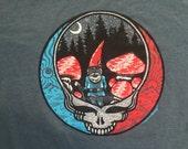 Tour Gnome Men's T-shirt on Blue