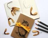 Singing Bird Notebook Wood Warbler Moleskine Notebook