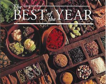 Bon Appetit Magazine January 1994 Best of the Year
