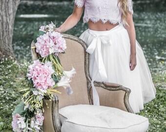 Womens Tutu, White Tulle skirt, White tulle skirt, tulle skirt, ballet skirt, white tutu, wedding skirt, Plus size tulle skirt