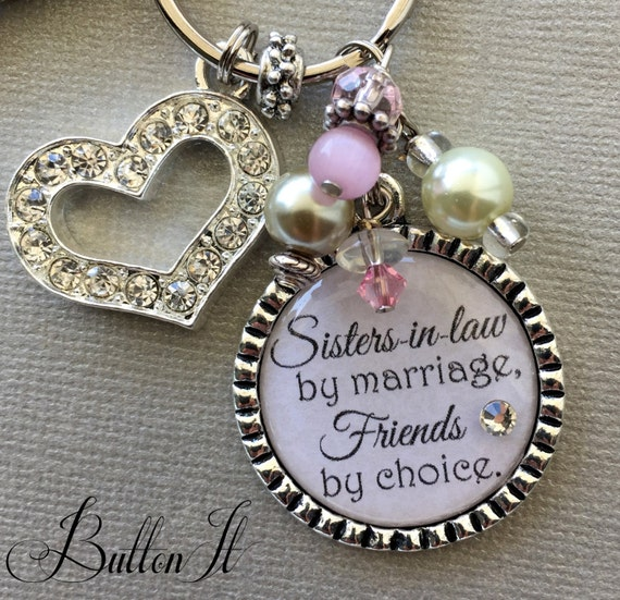 Gift For Sister In Law Wedding: Sister In Law Gift SISTER Gift PERSONALIZED Wedding