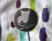 SALE++ You're my friend pocket mirror