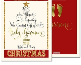 Perfect Pregnancy Announcement Cards U2013 Etsy Great Pictures