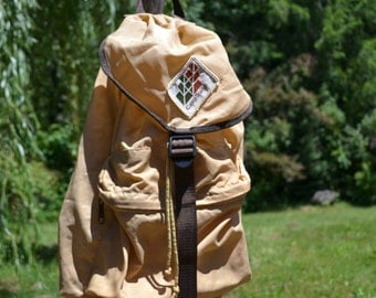 Vintage Camp Trails Rucksack
