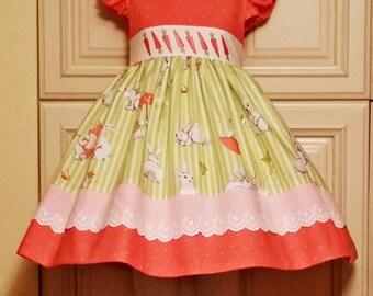The Carrot Dress