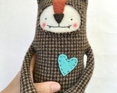 Lanky Sweater Fox