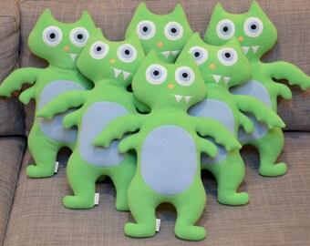 As Seen on Grimm (NBC): Custom Plush Monster Stuffed Animal - Essera