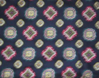 Destash Fabric 2.5 Yards !00% Rayon Foulard Faille