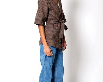 The Wool Robe Blazer Jacket