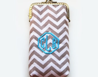 Personalized | Monogram | Personalize with your name or initials on your phone cases or purses