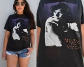 Vintage 1987 John Cougar MELLENCAMP The Lonesome Jubilee Screen Stars TEE