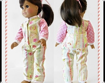 Pajamas for American Girl Doll