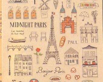 Midnight Paris (STK-126)