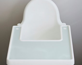 PREORDER: IKEA Antilop Highchair Silicone Placemat // Soft Mint // High Chair Place Mat