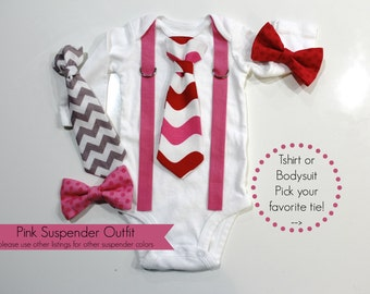 Baby Boy Valentine s Day Outfit Newborn boy by
