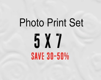 5x7 Print, 5x7 Photos