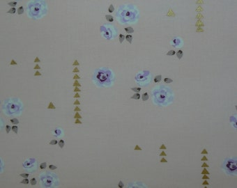 Rose Milk Cotton Fabric in Opal by Michael Miller - 1 Yard
