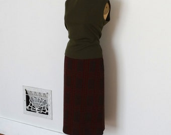 Vintage 1960s Suit - 60s Knit Set - The Karen