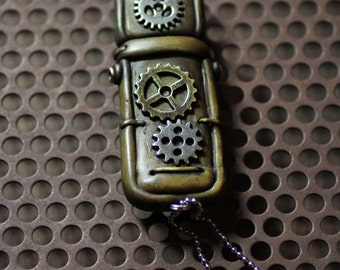 Steampunk  USB Flash drive 16GB