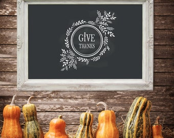 "THANKSGIVING DECOR Autumn Decorations Fall Colors Magnetic Chalkboard 44""x32"" Fall Decorations Autumn Decor"