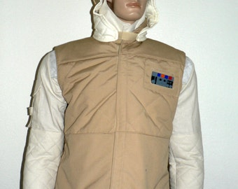 Luke Skywalker, Hoth, Costume, Snow Suit, Star Wars, Empire Strikes Back, Cosplay, Custom Made