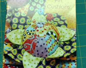 Daisy Pin Cushion Pattern by Jennifer Jangles Quiltsy Destash paper patterns